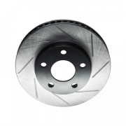 R1 Premier Series - Slotted Rotors - Image 2
