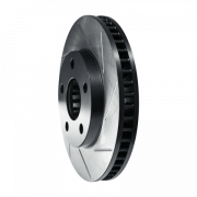 R1 Premier Series - Slotted Rotors - Image 3