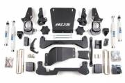 "BDS Suspension Systems - BDS 7"" Suspension Lift Kit - 2001-2010 Chevy/GMC 2500 - Image 1"