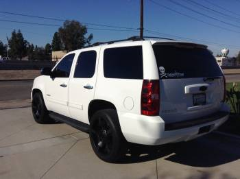 2012 Tahoe Cover