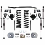 "Icon Vehicle Dynamics - ICON 2014-UP RAM 2500 4WD 4.5"" Suspension System - Stage 1 (Air Ride) - Image 1"