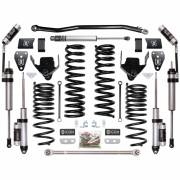"Icon Vehicle Dynamics - ICON 2014-UP RAM 2500 4WD 4.5"" Suspension System - Stage 4 (Performance) - Image 1"