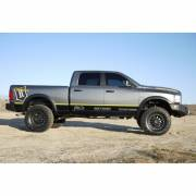 "Icon Vehicle Dynamics - ICON 2009 - 2012 Dodge Ram 2500/3500 4WD 4.5"" Suspension System - Stage 3 - Image 4"