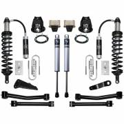 """Icon Vehicle Dynamics - ICON 2009 - 2013 Ram 2500/3500 4WD 3-5"""" Coilover Conversion System - Stage 1 (Non Radius Arm) - Image 1"""