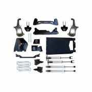 "Icon Vehicle Dynamics - ICON 2011-2016 GM 2500HD/3500 6-8"" Torsion Drop Suspension System - Stage 1 - Image 1"