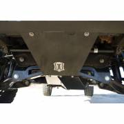 "Icon Vehicle Dynamics - ICON 2011-2016 GM 2500HD/3500 6-8"" Torsion Drop Suspension System - Stage 1 - Image 3"