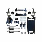 "Icon Vehicle Dynamics - ICON 2011-2016 GM 2500HD/3500 6-8"" Torsion Drop Suspension System - Stage 2 - Image 1"