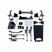 """Icon Vehicle Dynamics - ICON 2011-2016 GM 2500HD/3500 6-8"""" Torsion Relocation Suspension System - Stage 2 - Image 1"""