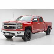 "Icon Vehicle Dynamics - ICON 2007-2016 GM Silverado/Sierra 1500 1-3"" Suspension System - Stage 3 (Small Taper) - Image 2"