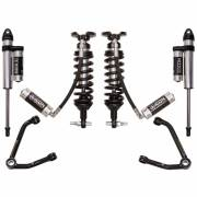 """Icon Vehicle Dynamics - ICON 2014-2017 GM Silverado/Sierra 1500 1-3"""" Suspension System - Stage 4 (Large Taper) - Image 1"""