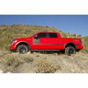 "Icon Vehicle Dynamics - ICON 2009-2013 Ford F150 4WD 0-3"" Suspension System - Stage 2 (Billet) - Image 3"