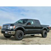 """Icon Vehicle Dynamics - ICON 2014 Ford F150 4WD 0-2.63"""" Suspension System - Stage 3 (Billet) - Image 2"""