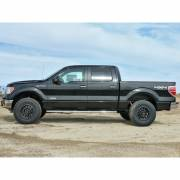 "Icon Vehicle Dynamics - ICON 2014 Ford F150 4WD 0-2.63"" Suspension System - Stage 2 (Billet) - Image 4"