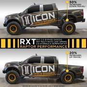 Icon Vehicle Dynamics - ICON 2010 - 2014 Ford SVT Raptor RXT Rear Suspension System - Image 3