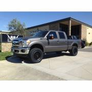 "Icon Vehicle Dynamics - ICON 2005-UP Ford Super Duty F250/F350 2.5"" Suspension System - Stage 1 - Image 2"