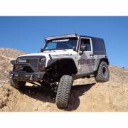 """Icon Vehicle Dynamics - ICON 2007 - 2018 Jeep JK - 3"""" Suspension Lift System Stage 3 - Image 2"""