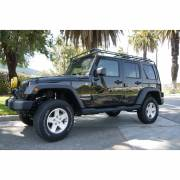 """Icon Vehicle Dynamics - ICON 2007 - 2018 Jeep JK - 3"""" Suspension Lift System Stage 3 - Image 8"""