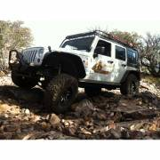 """Icon Vehicle Dynamics - ICON 2007 - 2018 Jeep JK - 3"""" Suspension Lift System Stage 3 - Image 9"""