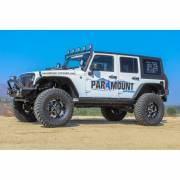 "Icon Vehicle Dynamics - ICON 2007- 2018 Jeep JK 4.5"" Suspension System - Stage 3 - Image 2"