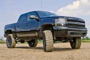 """BDS Suspension Systems - BDS 6"""" Coil-Over Lift Kit - 2007-2013 Chevy/GMC 1500 2WD - Image 3"""