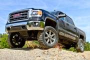 """BDS Suspension Systems - BDS 6"""" Coil Over Lift Kit - Chevy/GMC 1500 4wd (2014-2015) - Image 4"""