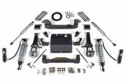 """BDS Suspension Systems - BDS 5.5"""" Suspension System w/Fox 2.5 Remote Reservoir DSC Coil-Overs 