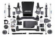 "BDS Suspension Systems - BDS 4"" Coil-Over Suspension System 