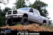 "BDS Suspension Systems - BDS 8"" Long Arm Lift Kit - Dodge RAM 2500 - Image 3"