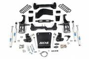 "BDS Suspension Systems - BDS 4.5"" Suspension Lift Kit Chevy/GMC - Image 1"
