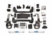 "BDS Suspension Systems - BDS 4"" Suspension Lift Kit - 2013 - 2018 Dodge 1500 4WD - Image 1"
