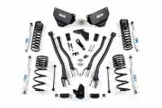 "BDS Suspension Systems - BDS 4"" 4-Link Suspension System 