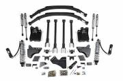 "BDS Suspension Systems - BDS 6"" Coilover Lift Kit - Ford F250/F350 4WD - Image 1"