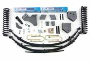 "BDS Suspension Systems - BDS 6"" Lift Kit - Ford F250/F350 4WD - Image 1"