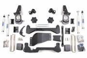 """BDS Suspension Systems - BDS 4.5"""" Suspension Lift Kit Chevy/GMC HD 4WD - Image 1"""