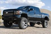 """BDS Suspension Systems - BDS 4.5"""" Suspension Lift Kit Chevy/GMC HD 4WD - Image 3"""