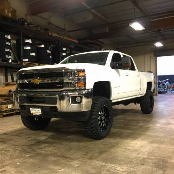 2016 Gmc Denali 2500 Lifted >> Photo Gallery - 2500 / 3500