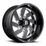 FUEL Offroad - FUEL - Turbo (Black and Milled) - Image 1