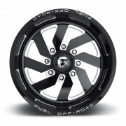 FUEL Offroad - FUEL - Turbo (Black and Milled) - Image 2