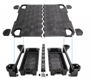 DECKED - DECKED - Truck Bed Storage System - Image 4