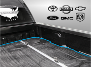 DECKED - DECKED - Truck Bed Storage System - Image 6