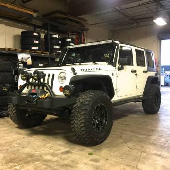 RIPP Supercharged Wrangler Cover