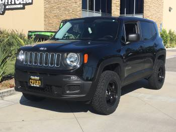 Jeep Renegade Cover