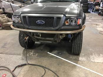 Ford Ranger Front and Rear Bumper Cover