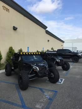 Can-Am Maverick X3 Build's Cover