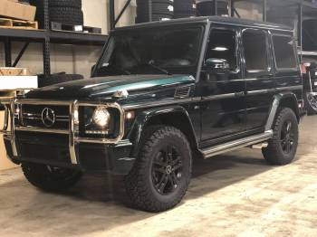 G Wagon Cover