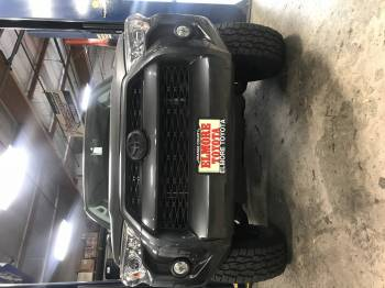 2016 Toyota 4 Runner Cover