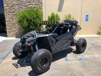 2018 Can Am X3 XRS 2 Seat Off the GRID Edition Cover