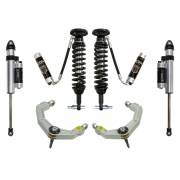"""Icon Vehicle Dynamics - ICON 2014 Ford F150 2WD 1.75-2.63"""" Suspension System - Stage 5 (Billet) - Image 1"""