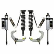 "Icon Vehicle Dynamics - ICON 2009-2013 F150 4WD 0-3"" Suspension System - Stage 4 (Billet) - Image 1"