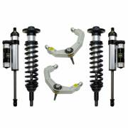 """Icon Vehicle Dynamics - ICON 2009-2013 F150 4WD 0-3"""" Suspension System - Stage 3 (Billet) - Image 1"""